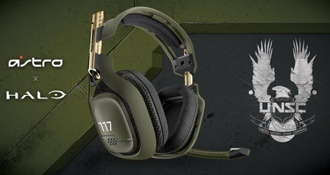 ASTRO Gaming A50 Wireless Halo Edition news