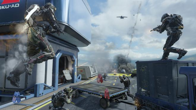 Call of Duty: Advanced Warfare Xbox One Review