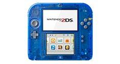 Nintendo 2DS Crystal Blue News