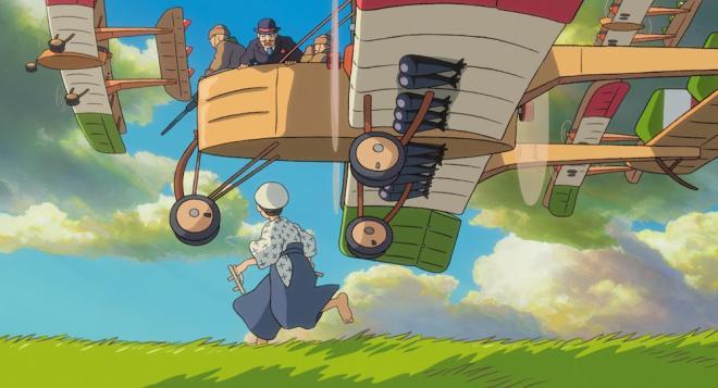 'The Wind Rises' Young Jiro meets Caproni