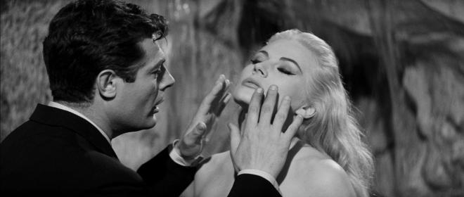 La dolce vita - Marcello & Anita Ekberg at the Trevi Fountain