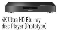 Panasonic 4K Blu