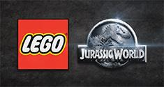 LEGO Jurassic World news