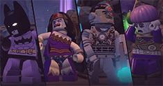 Lego Batman 3 Bizarro World news