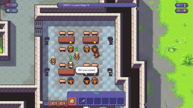 The Escapists (Xbox One) Review | High-Def Digest