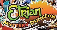 Etrian Mystery Dungeon news