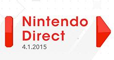 Nintendo Direct April 1st News