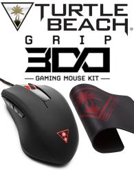 GRIP 300 Mouse Gaming Kit for PC & Mac (PC) Review | High-Def Digest