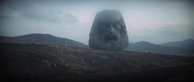 Zardoz - Stone Head