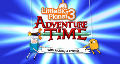 Adventure Time Little Big Planet 3