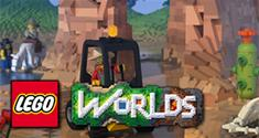 Lego Worlds news