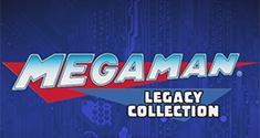 Mega Man Legacy Collection News