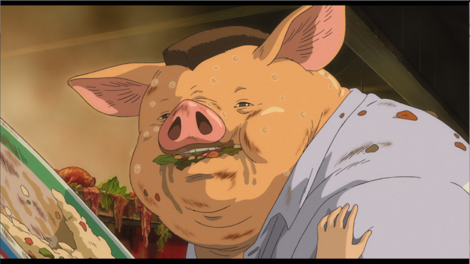 Spirited Away Blu Ray Review High Def Digest
