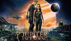 Jupiter Ascending -- cropped poster