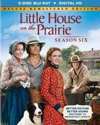 Little House On The Prairie: Season Six Blu-ray Review