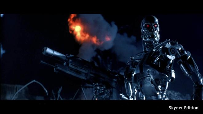 Termiantor 2 Skynet Edition