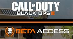 Call of Duty: Black Ops III - Multiplayer Beta Access news