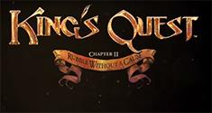 King's Quest Chapter II news