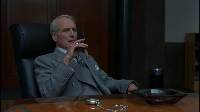 The Hudsucker Proxy - Paul Newman