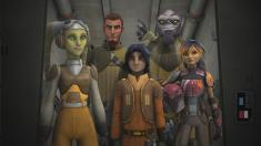 Star Wars Rebels Season 1 The Entire Ghost Crew