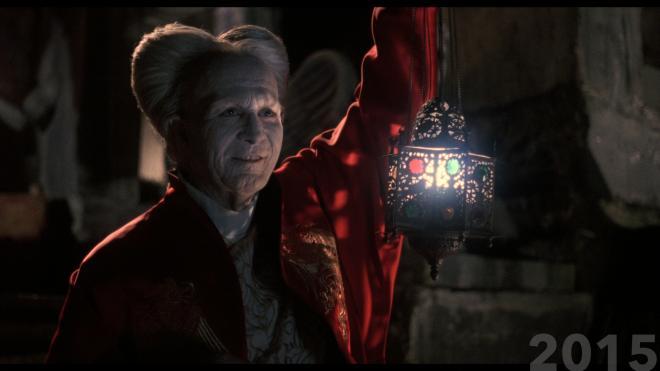 Bram Stoker's Dracula D 2015