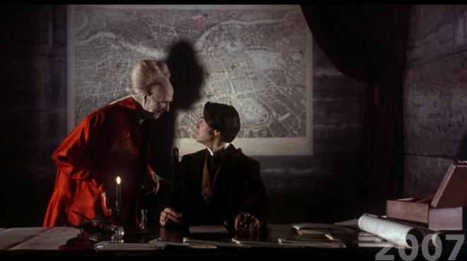 Bram Stoker's Dracula -- Dracula and Harker 2007