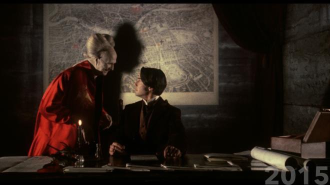 Bram Stoker's Dracula -- Dracula and Harker 2015
