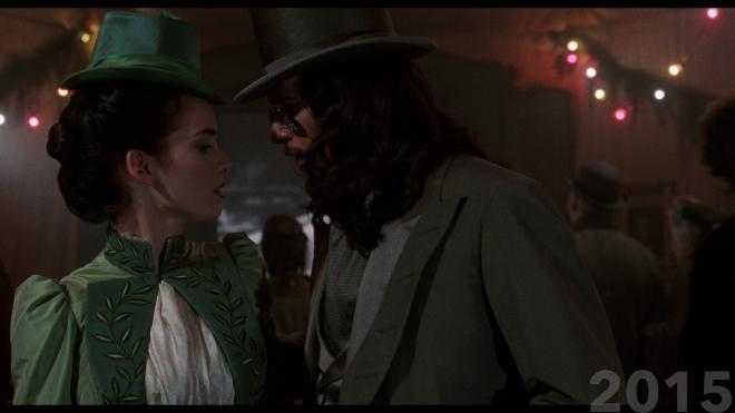 Bram Stoker's Dracula -- Mina and Dracula 2015