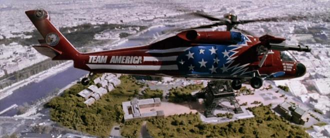 Team America – Defending the World