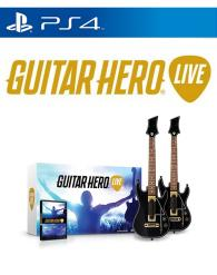 Guitar Hero Live (2-Pack Bundle) (PS4) Review | High-Def Digest