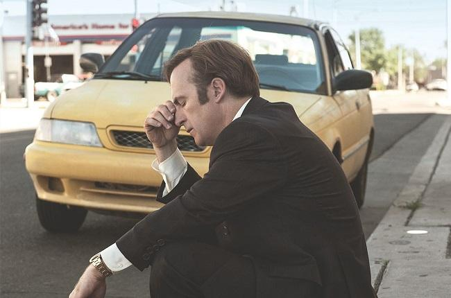 Bob Odenkirk, Breaking Bad
