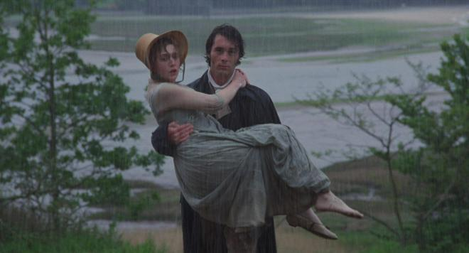 Sense and Sensibility - Kate Winslet & Greg Wise