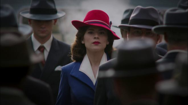 Agent Carter The Complete First Season