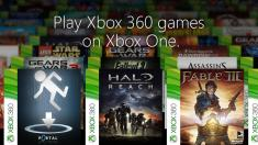 Xbox One Backward Compatible Dec 17