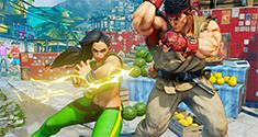 Street Fighter V news