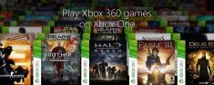Xbox One Backward Compatible Jan 21