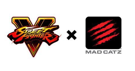 Street Fighter V x Mad Catz news