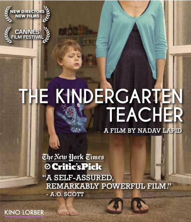 The Kindergarten Teacher Blu-ray Review   High Def Digest