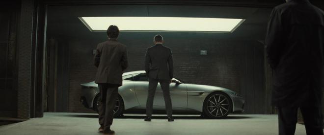 Spectre - Aston Martin DB10