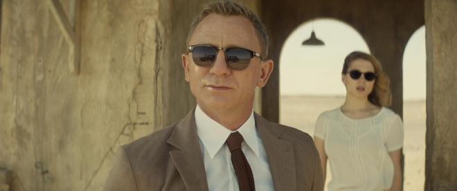 Spectre - Daniel Craig & Lea Seydoux