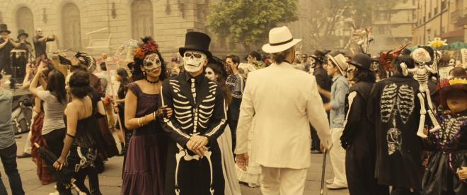Spectre - Day of the Dead