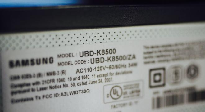 https://cdn2.highdefdigest.com/media/2016/02/22/660/Samsung_UBD_K8500_UltraHD_Blu-ray_Player_MODELCODE.jpg