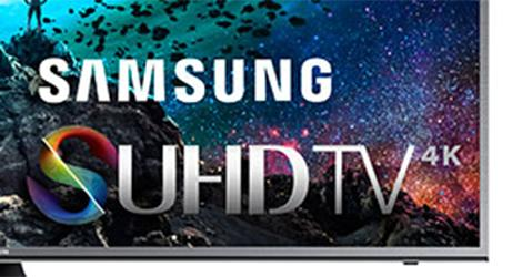 Samsung SUHD TV 4K news