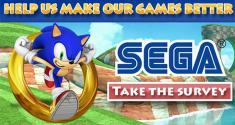 SEGA Survey news