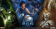 Aliens vs. Pinball news