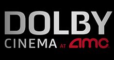 Dolby Cinema at AMC logo