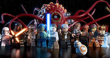 LEGO Star Wars: The Force Awakens news