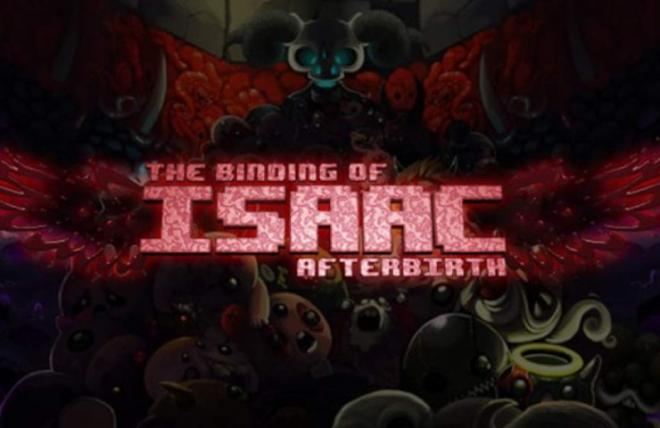 Binding of Isaac Afterbirth