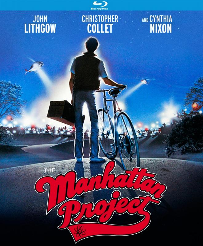 The Manhattan Project Blu-ray Review | High Def Digest