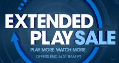 Extended Play PSN